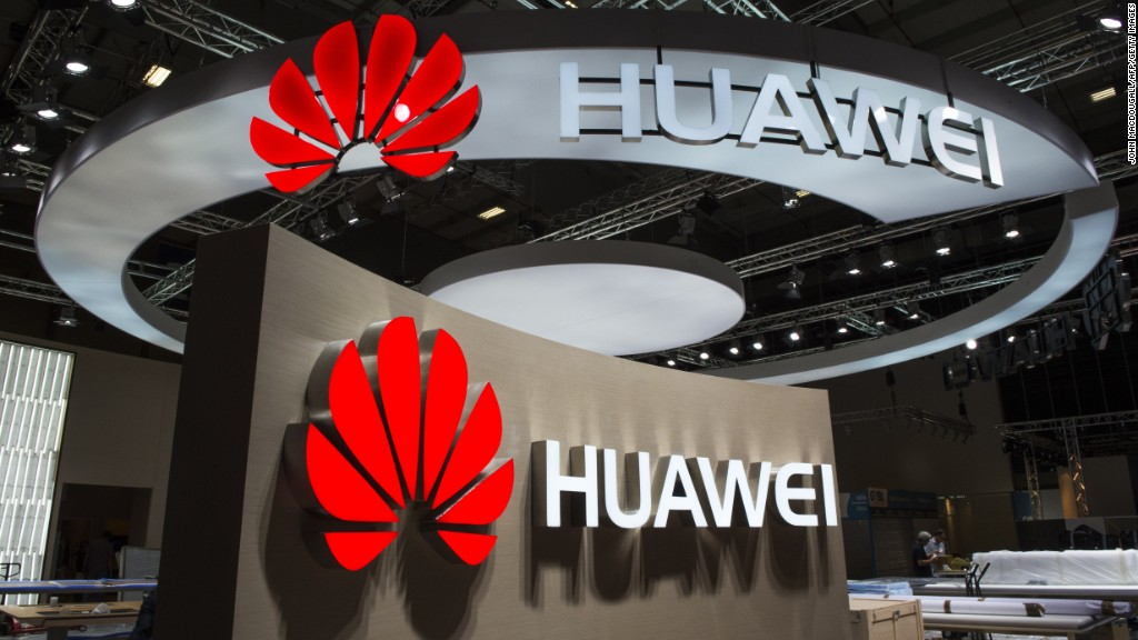 Huawei told CNN back in 2017 that it aims to be number one in the smartphone industry.