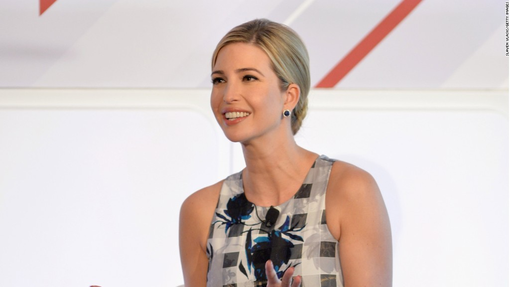 Ivanka Trump: I'm not surprised by my father's success