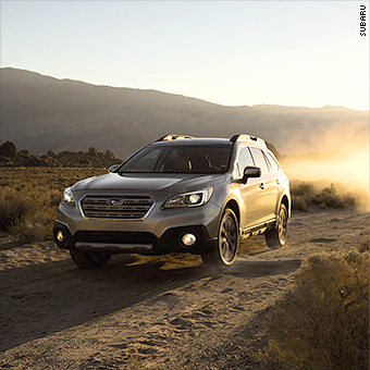 Subaru warns recalled car owners: Stop driving now