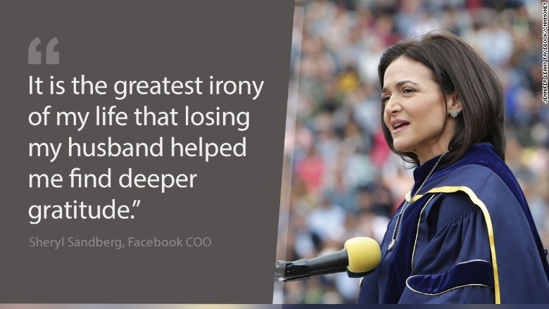 sheryl sandberg facebook berkeley speech