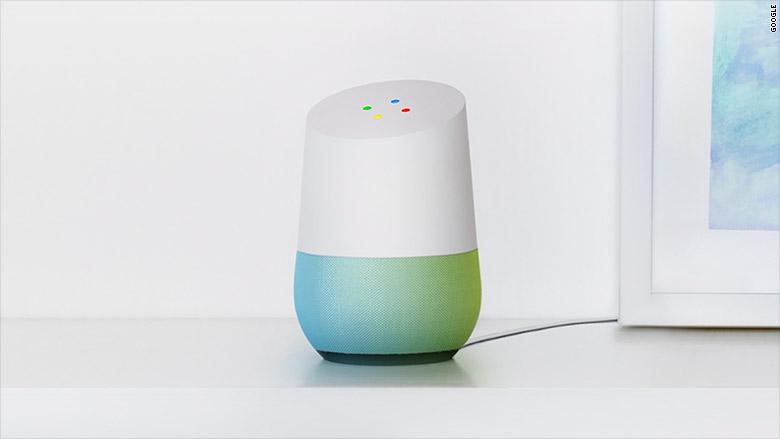 IO 2016 google home