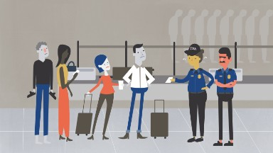 Why airport security may take longer than your flight