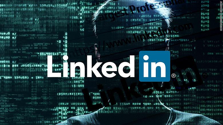 linkedin password sale