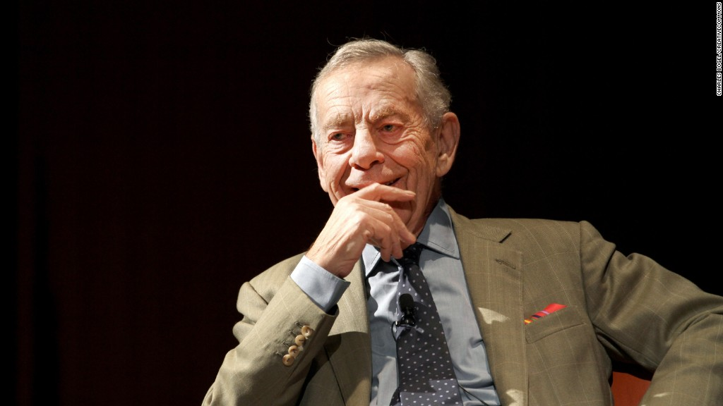 CBS News legend Morley Safer dies at 84
