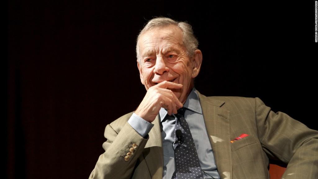 CBS News legend Morley Safer dies at 84
