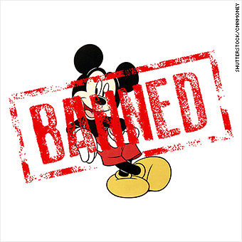 banned china disneylife
