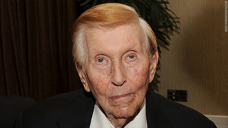 sumner redstone december 2013