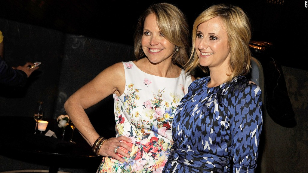 Katie Couric responds to 'Under the Gun' controversy