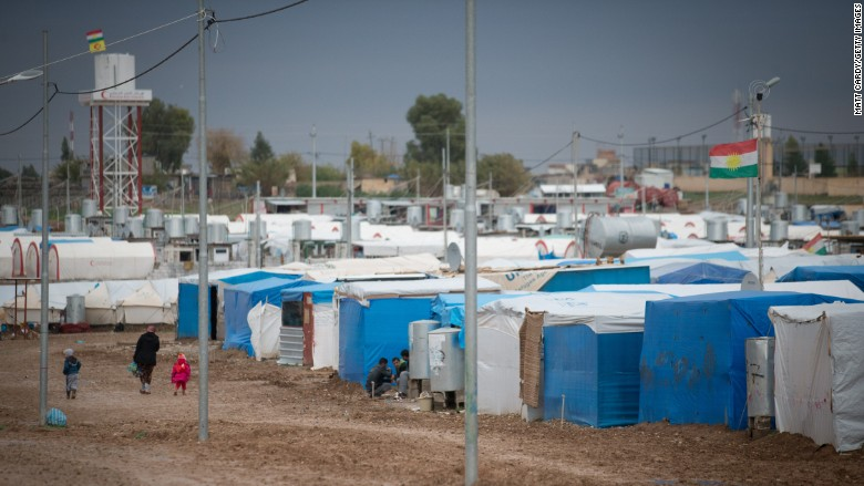 syrian refugee coding erbil iraq