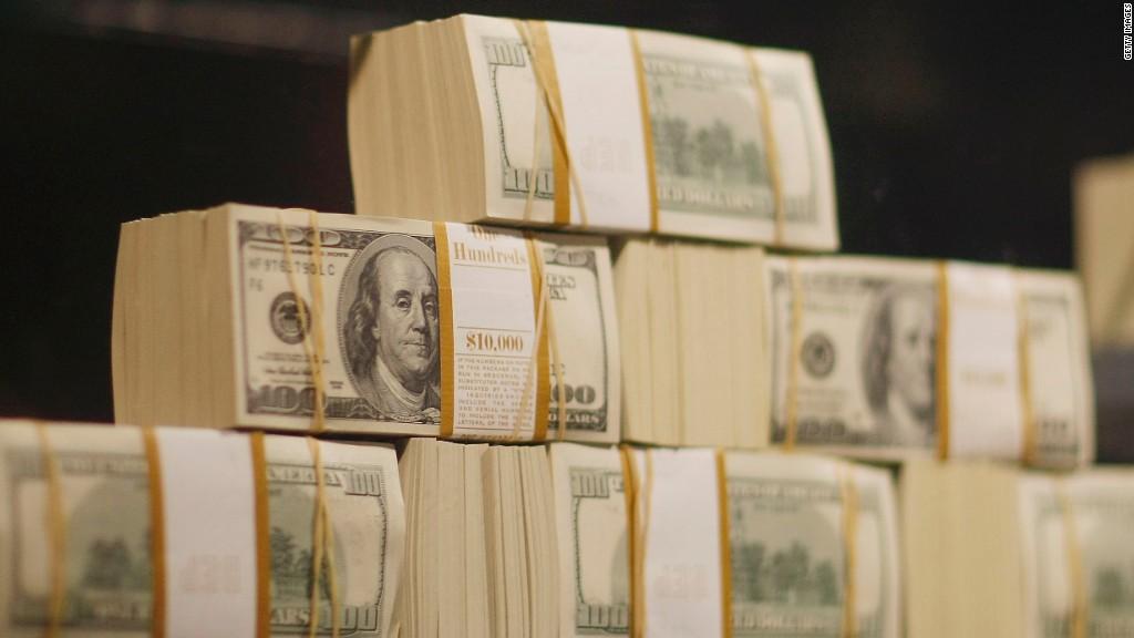 Tech giants hold $500 billion in cash