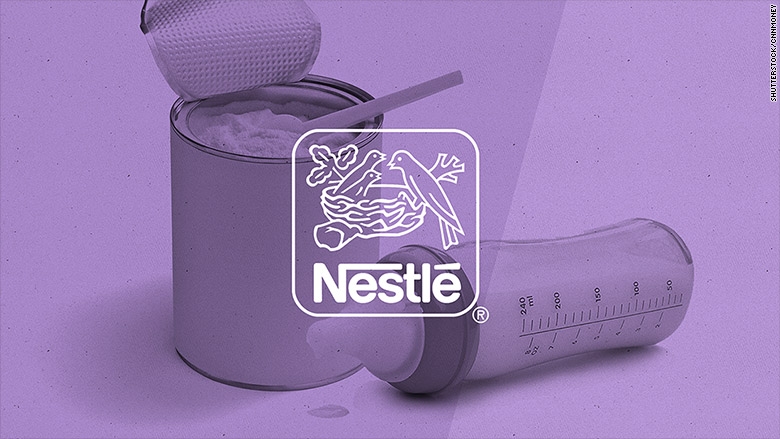 nestle milk allergy