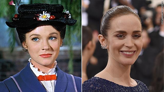 Mary Poppins Sequel Starring Emily Blunt Lin Manuel Miranda Lands In 2018