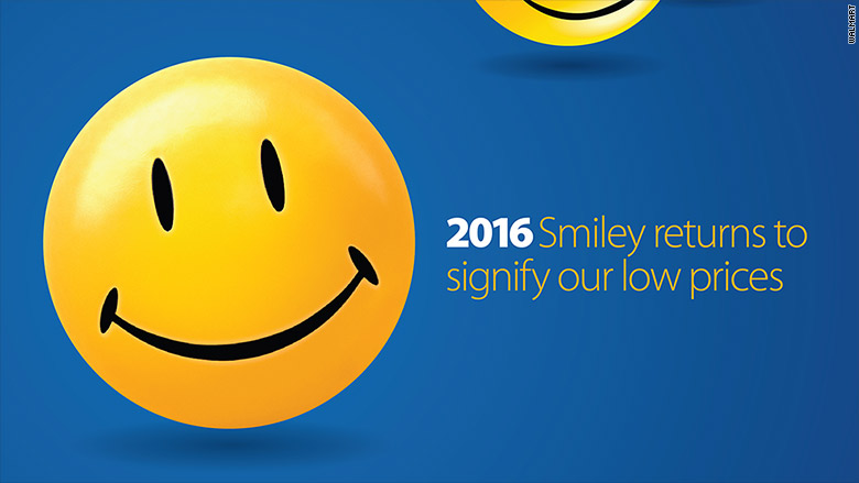 walmart smiley face returns