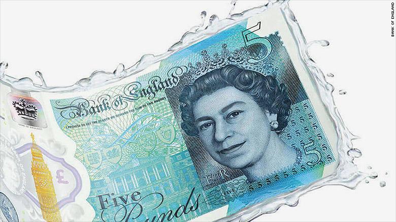 five pound note 1