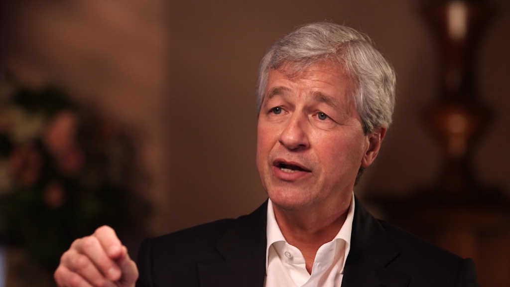 Jamie Dimon: Political environment is 'terrible'