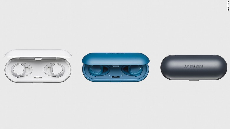 Samsung Gear IconX are cordless earbuds you might actually ...