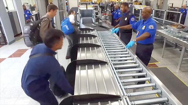 airport security delta