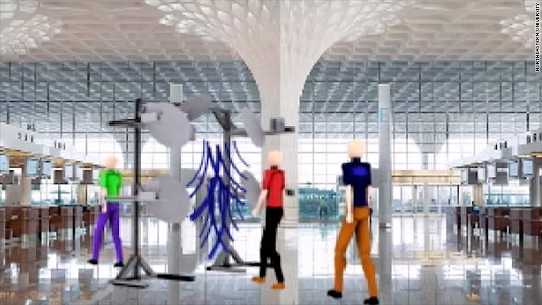 airport security northeastern university