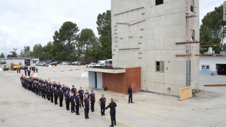 womens fire academy