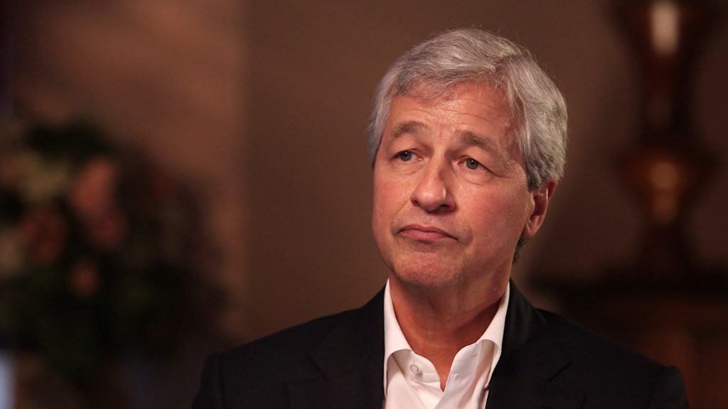 Jamie Dimon: Living 'deliberately' after cancer