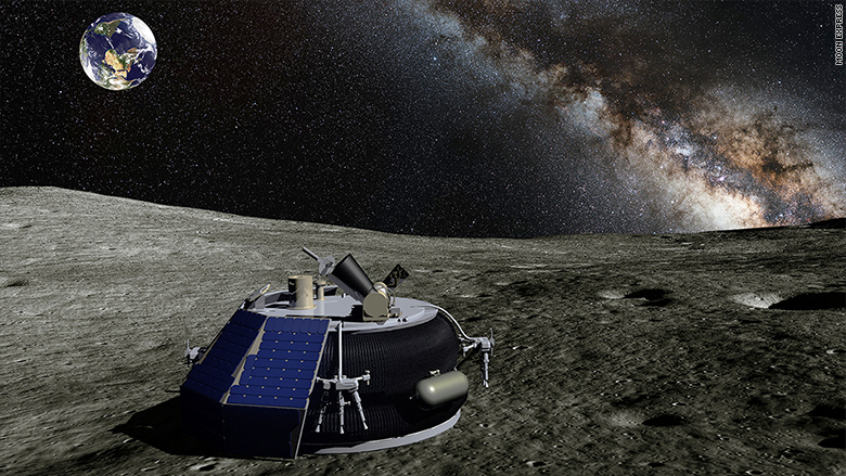 moon express probe