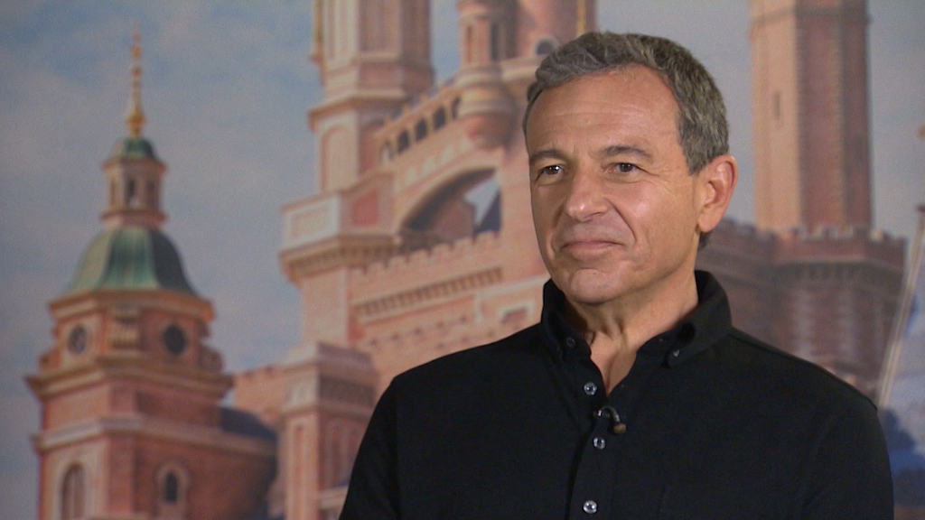 Disney's Iger: U.S. corporate tax rate 'too high'