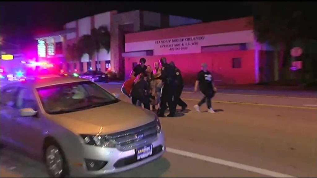 Police: 50 killed in Florida nightclub terror attack