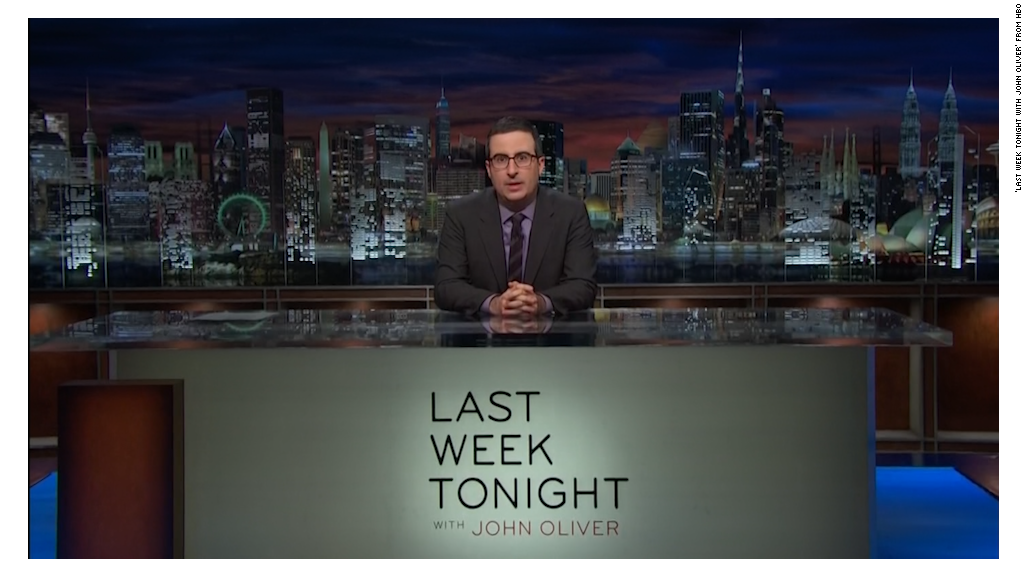 John Oliver reacts to Orlando: 'This just hurts'