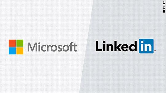 Microsoft/LinkedIn Merger