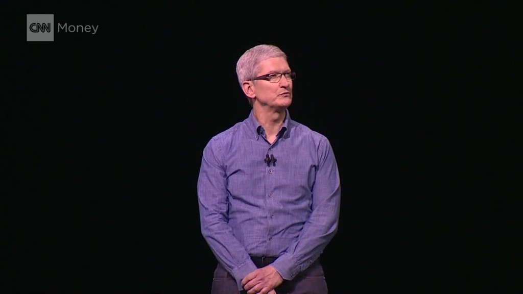 Tim Cook's emotional Orlando tribute