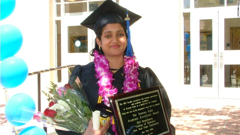 jyotsna graduation