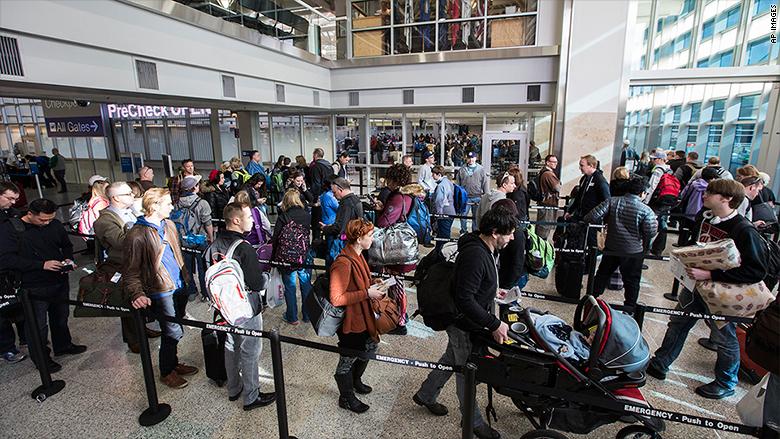 minneapolis airport security