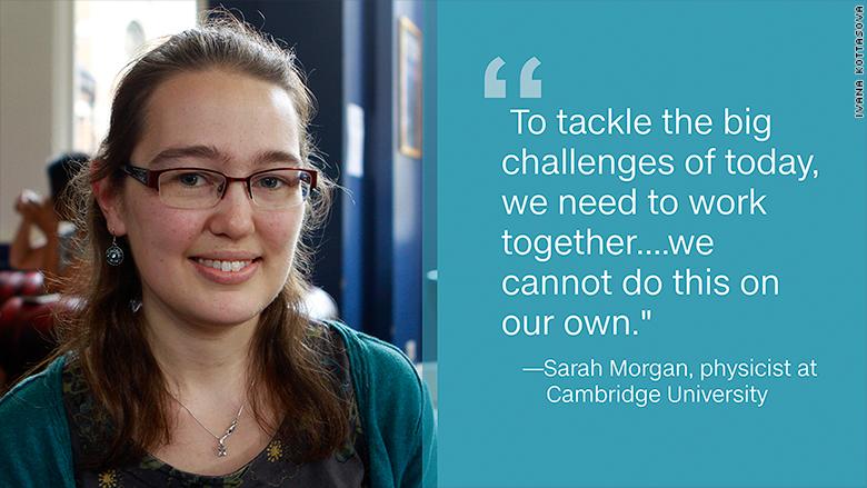 sarah morgan quote