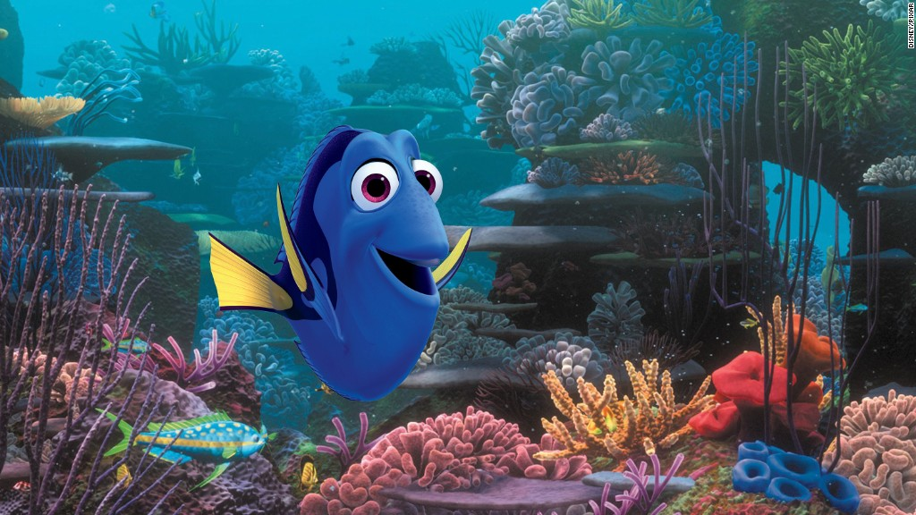 Find Dory. Just don't buy her