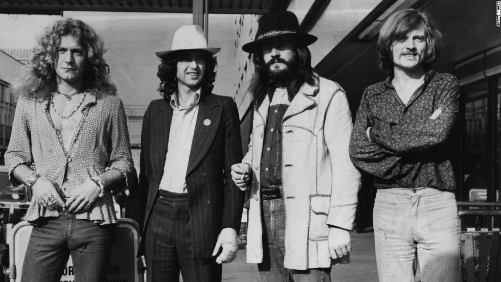 Led Zeppelin trial: Hear the music at center of dispute