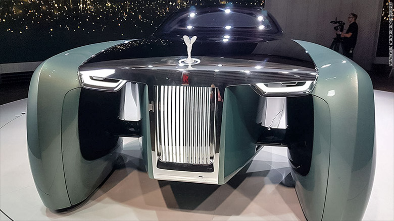 rolls royce mini cooper concepts