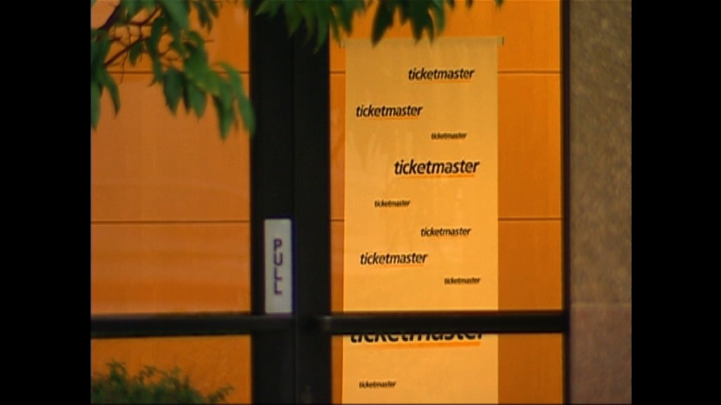 Ticketmaster issues free ticket vouchers