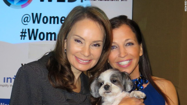 rosie rios wendy diamond womens entrepreneur day