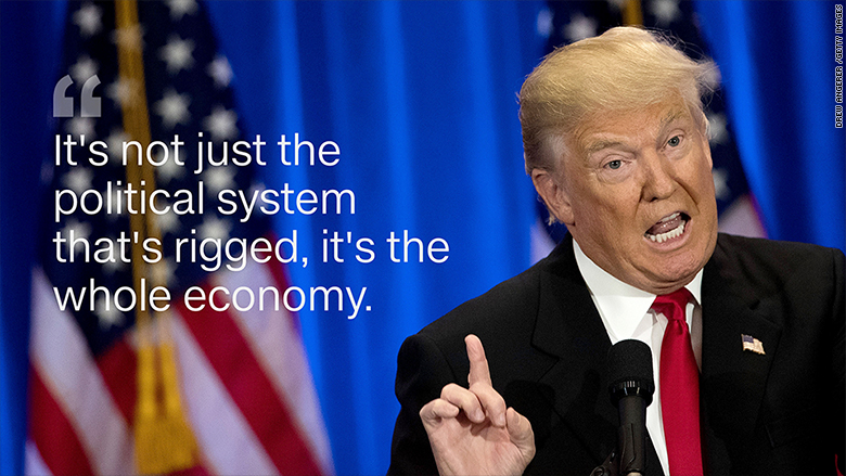 donald trump economy quote