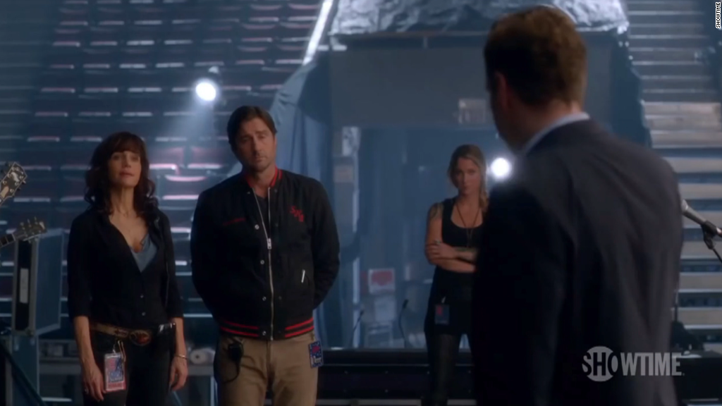 Cameron Crowe's 'Roadies' premieres on Showtime