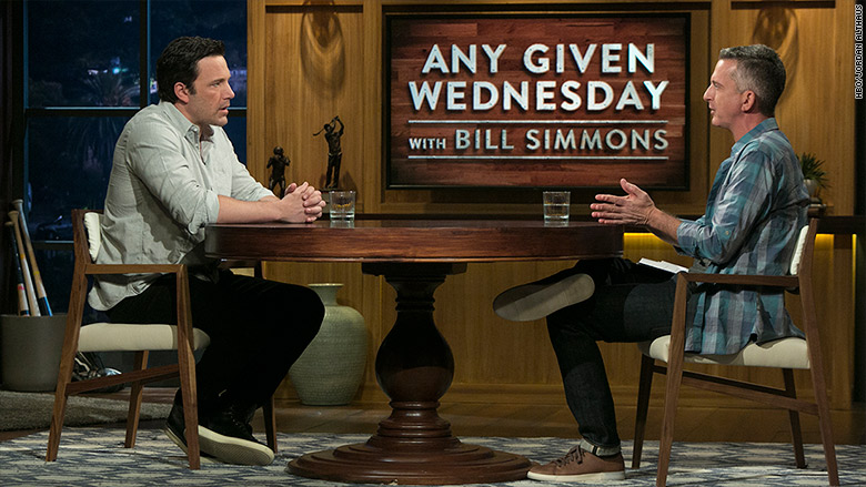 hbo bill simmons affleck