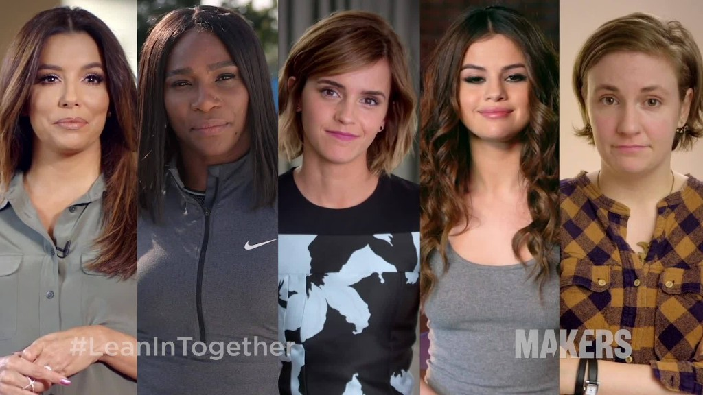 Lean In PSA encourages women to work together