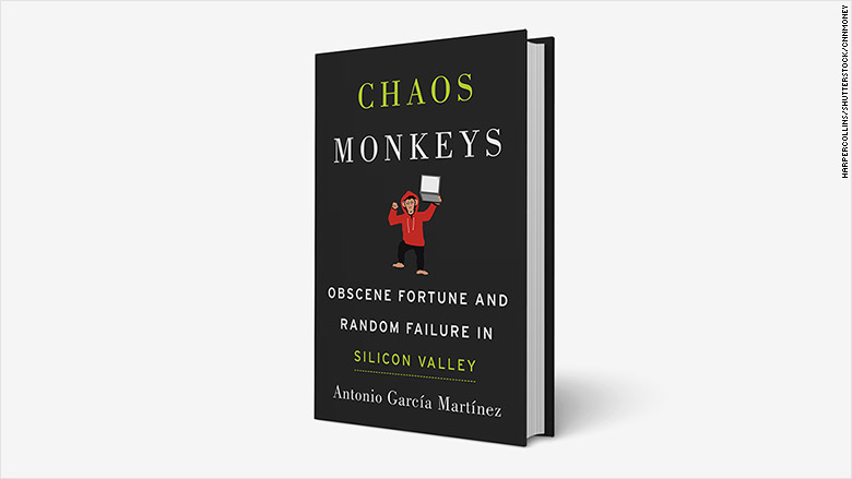 chaos monkeys book