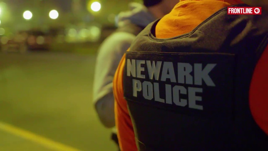 Frontline's 'Policing the Police' trailer