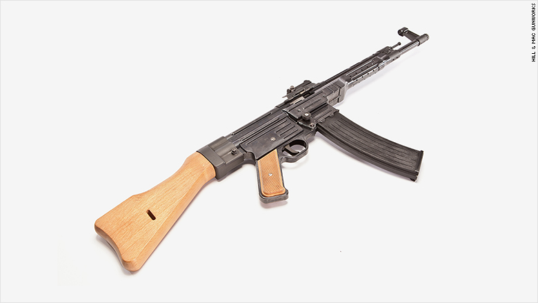 german assault rifle