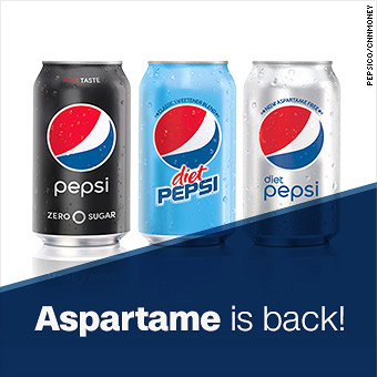 when did diet pepsi come out