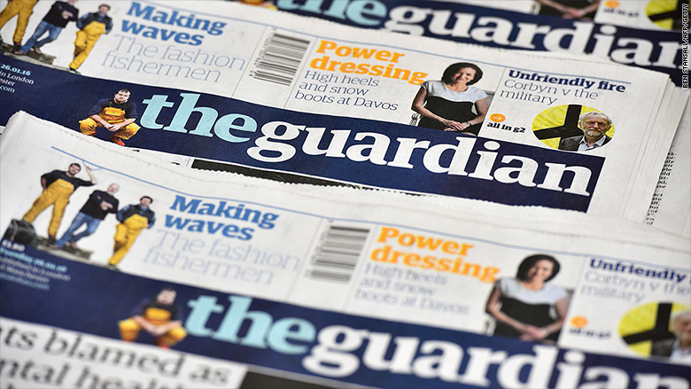 the guardian papers