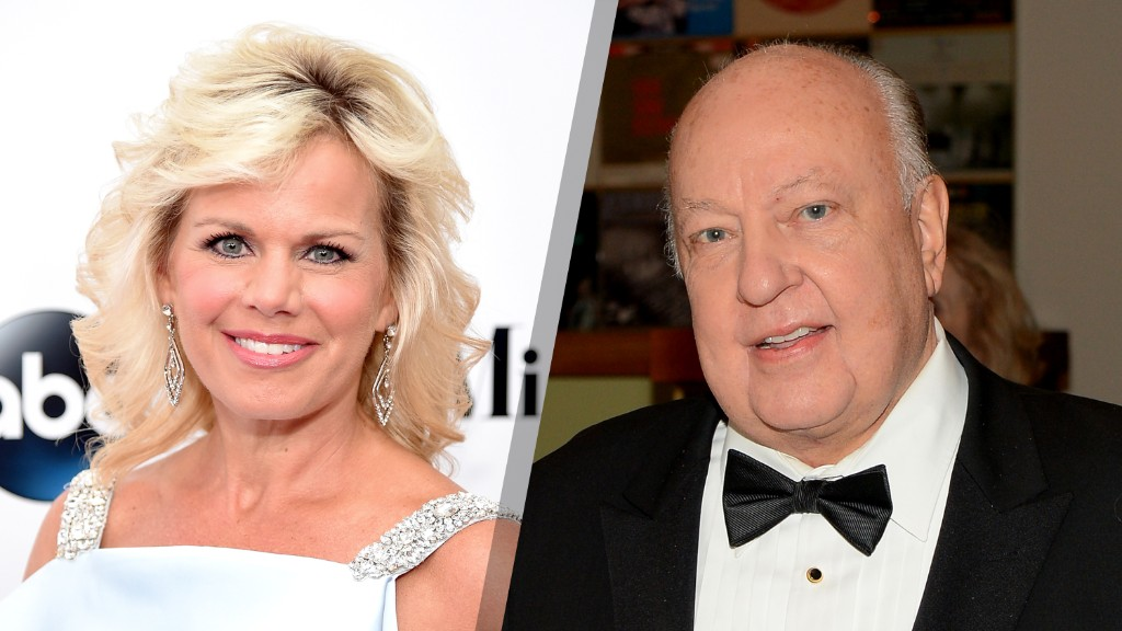Fox News chief sued for sexual harassment