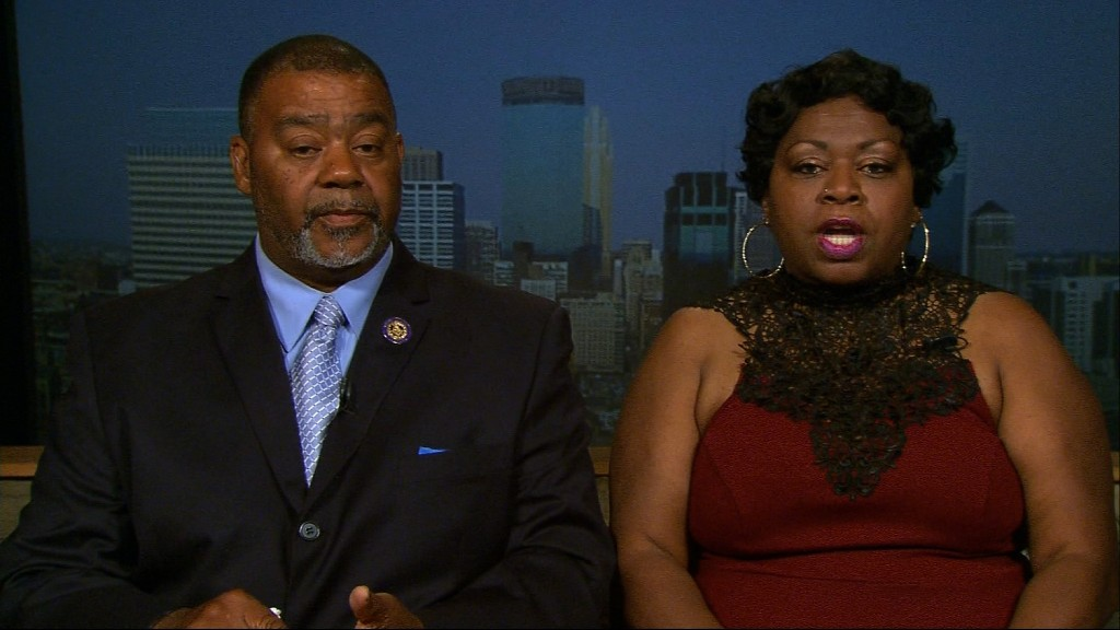Shooting victim's mom: He was black and in wrong place
