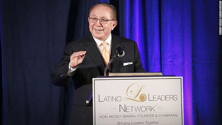 mickey ibarra latino leaders